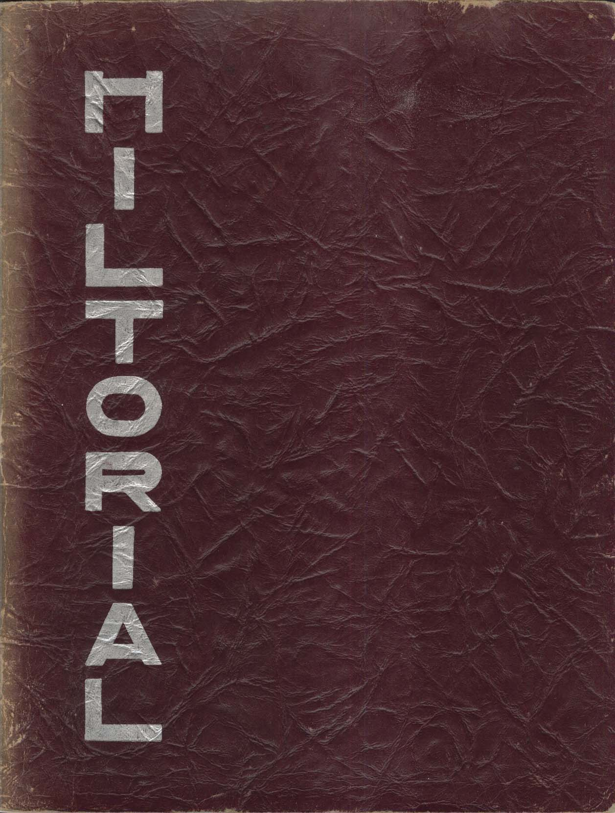 Image for Hiltorial Hilton High School 1949 Yearbook Hilton New York