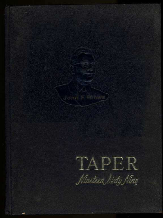 Image for Taper 1965 Yearbook American International College Springfield Massachusetts