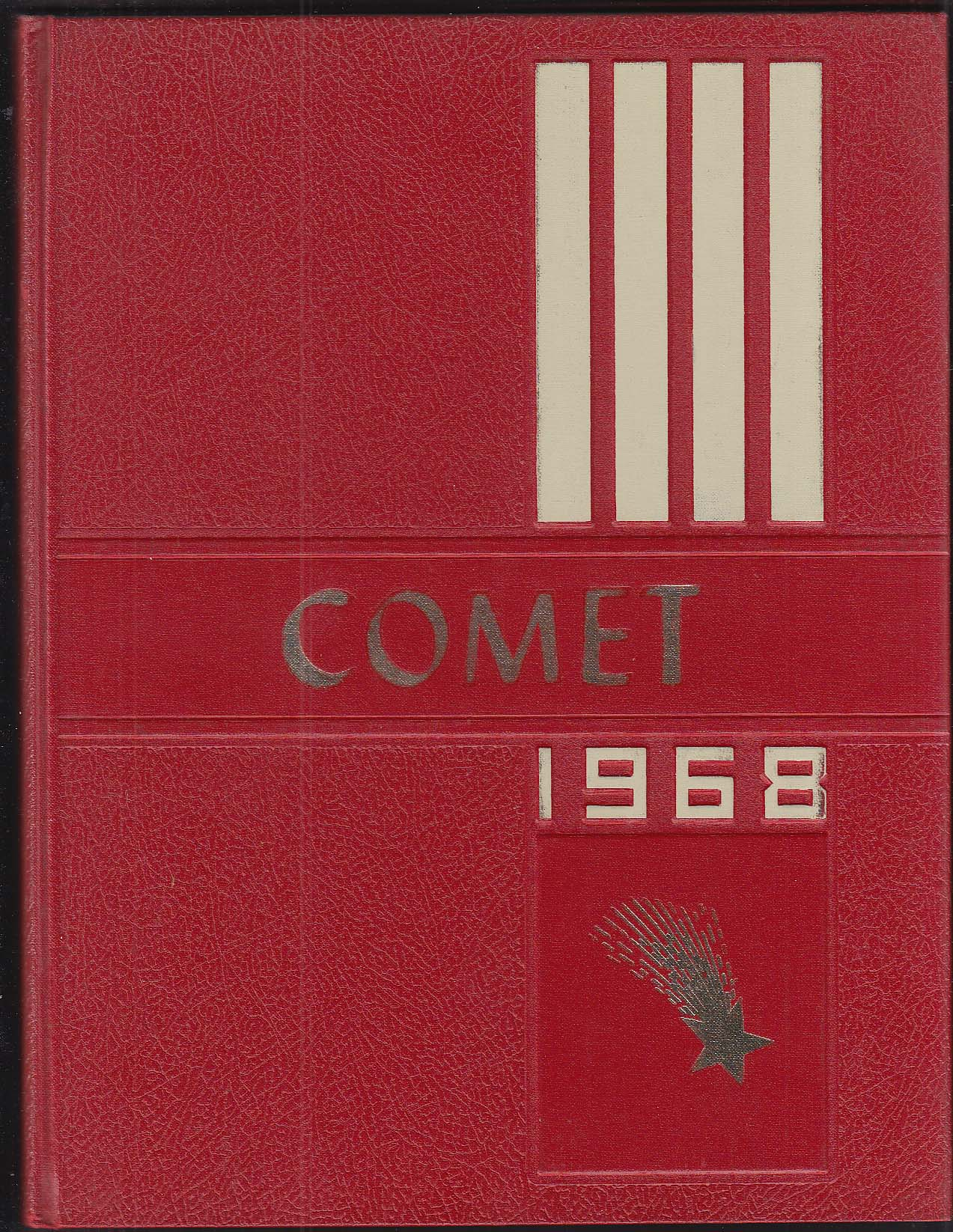 Image for Comet 1968 Yearbook Commonwealth High School Puerto Rico