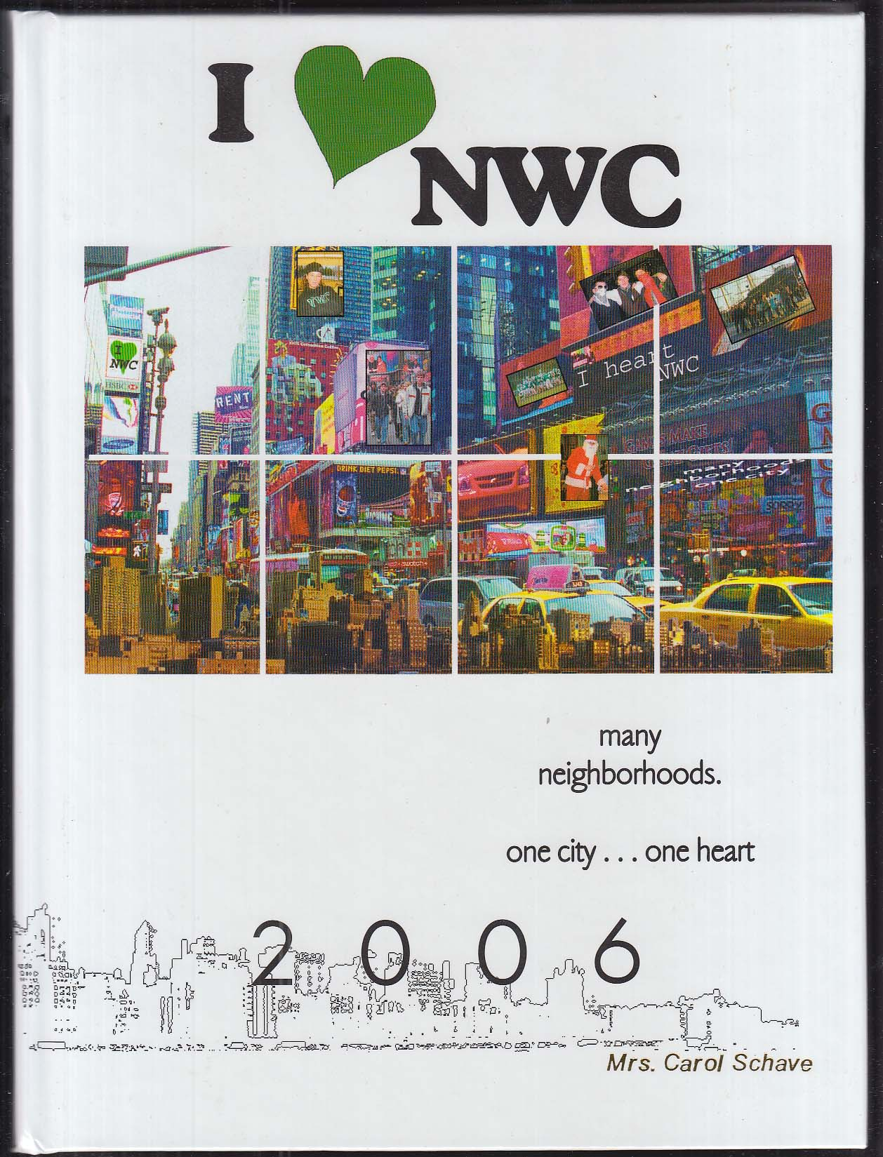 Image for Northwest Catholic High School 2006 Yearbook West Hartford CT