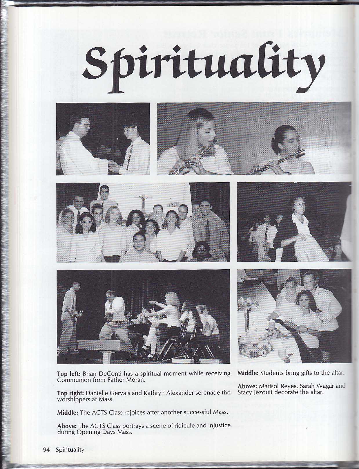 Image for NOWECA 2000 Yearbook Northwest Catholic High School West Hartford CT