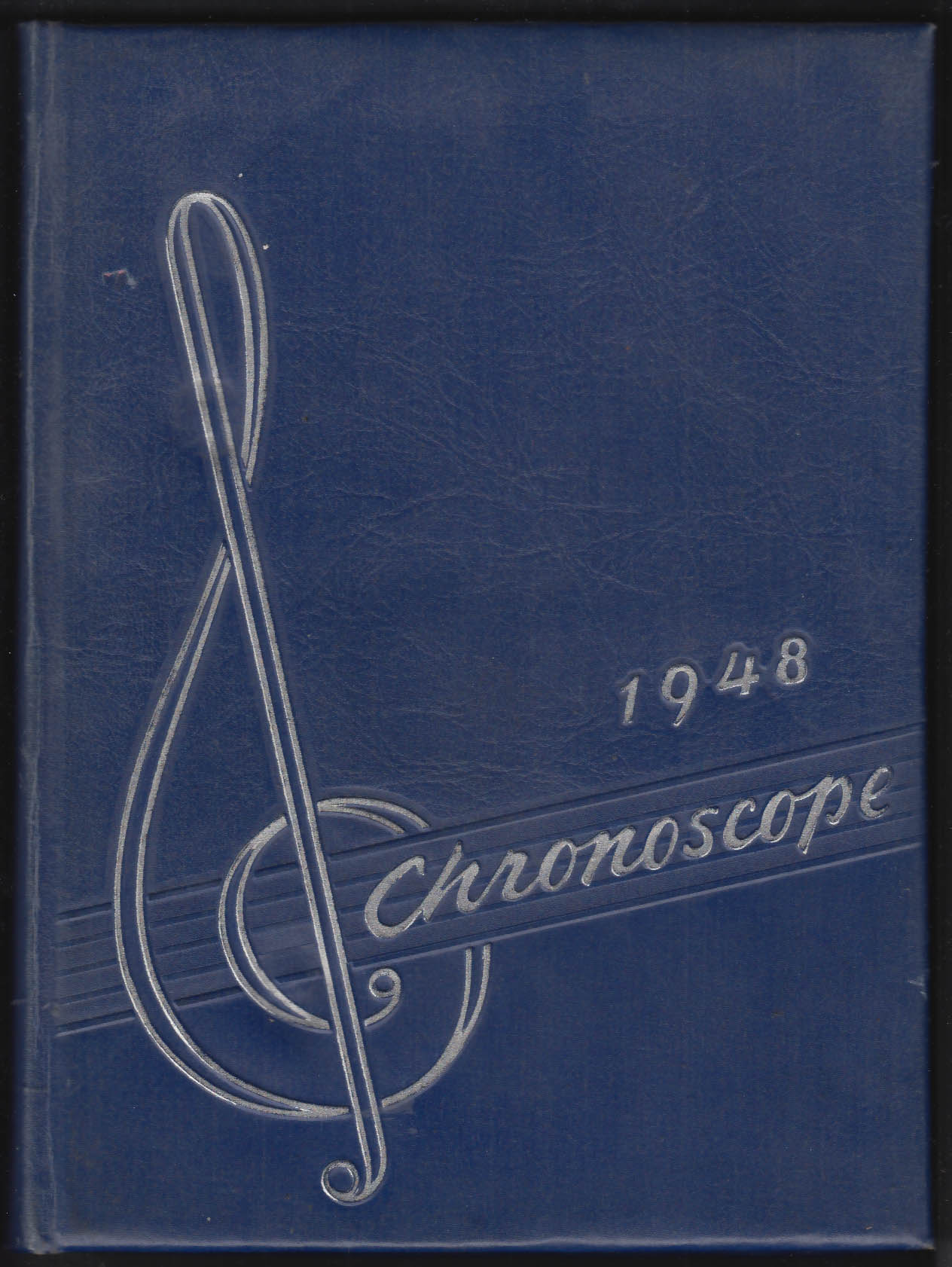Image for 1948 Chronoscope Yearbook Thornton Fractional Township High School Calumet City