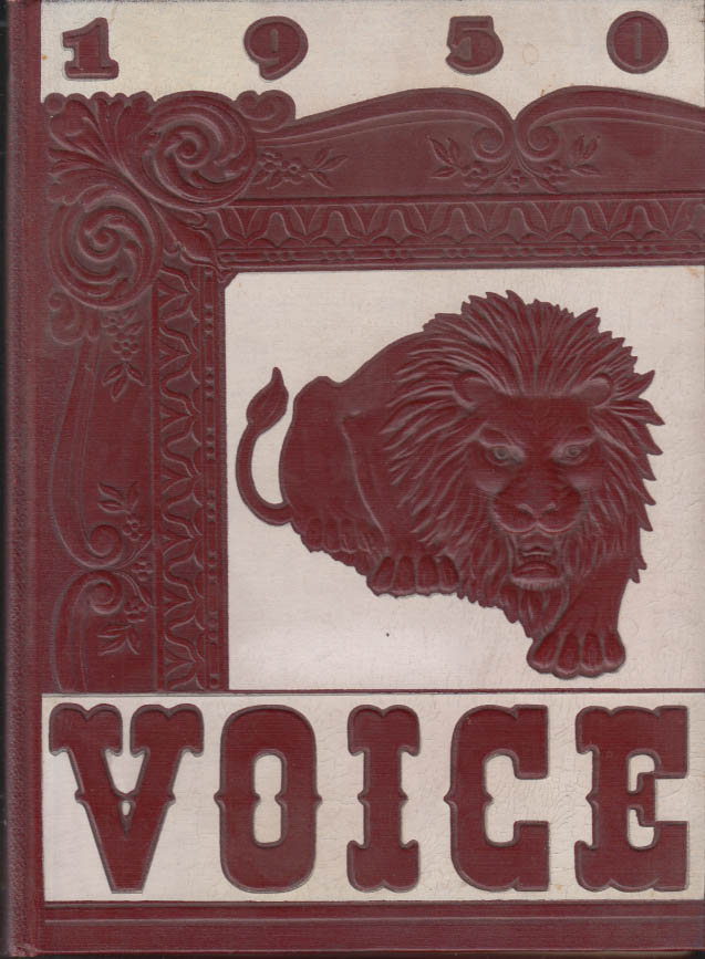 Image for Bassick High School VOICE Bridgeport CT yearbook 1950