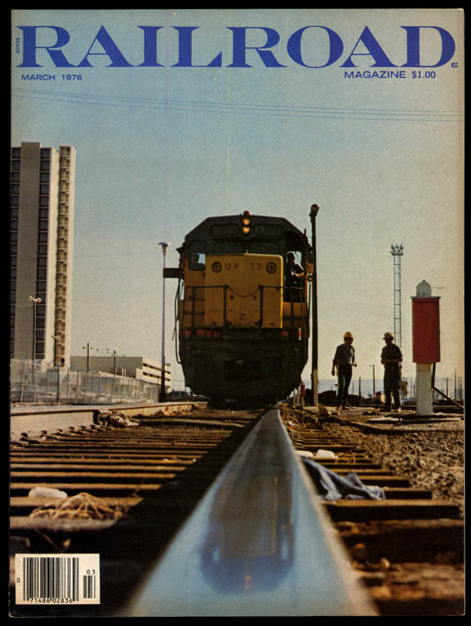 Image for RAILROAD 3 1976 Colorado & Southern Steam Power; Roy F Arpan
